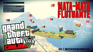 Download GTA V Online: Glitch do Criador   Como Criar Mata Mata Flutuantes   Pontos de Restauracao no céu Video
