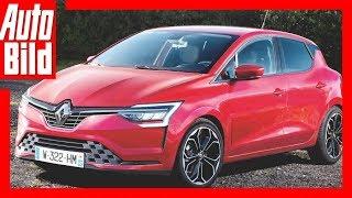 Download Zukunftsaussicht: Renault Clio (2019) Details/Erklärung Video