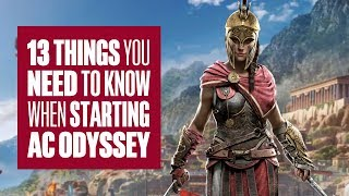 Download 13 things to know when starting Assassin's Creed Odyssey Video