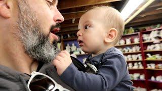 Download GRABBING BEARDS | BABY BEARD ENVY IS REAL Video
