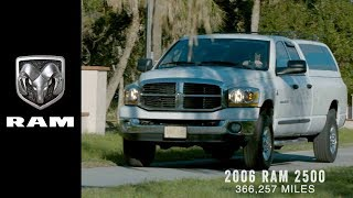 Download Long Live Ram | Owner Story | Randy's Ram 2500 | 366,257 miles Video