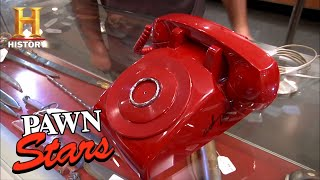 Download Pawn Stars: Original Bat Phone Signed By Adam West (Season 8) | History Video