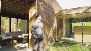 Download Reimagining the California Ranch, Low/Rise House Sets a New Standard For Sustainability Video