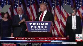 Download Donald Trump's acceptance speech: 'Nothing we want for our future is beyond our reach' Video