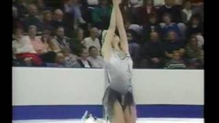 Download Oksana Baiul ″Meditation″ @ 1995 Riders Ladies Skating Competition in Mankato, Minnesota Video