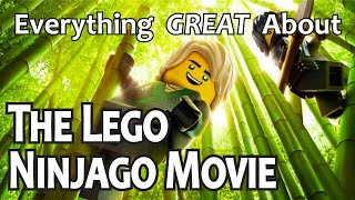 Download Everything GREAT About The Lego Ninjago Movie! Video