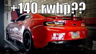 Download How to add 140 rwhp to your Camaro SS without boost! Video