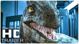 Download JURASSIC WORLD 2: REGNO DISTRUTTO Final Trailer Italiano (2018) Video