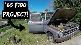 Download '65 f100 Project Walk-around! Video