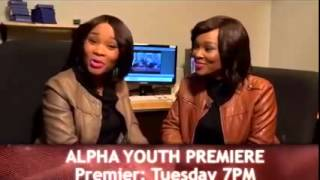 Download Millicent Mashile and Innocent Sadiki Presenters of Alpha Youth Video