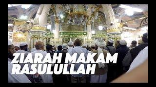 Download ZIARAH Makam RASULULLAH - Masuk Masjid Nabawi di Kota Madinah Video