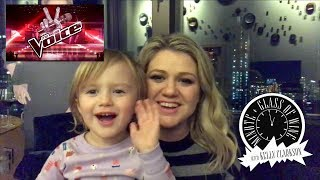 Download Minute + a Glass of Wine #4 - let's watch THE VOICE YA'LL ! Video