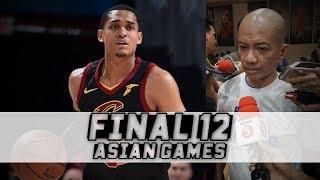 Download Yeng Guiao announces the Gilas Final 12-man lineup for Asian Games | Pasok si Clarkson Video