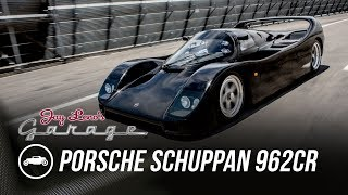 Download 1993 Porsche Schuppan 962CR - Jay Leno's Garage Video