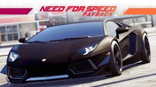 Download Lamborghini Aventador mit 400KM/H? – NEED FOR SPEED Payback #64   4K Gameplay German Video