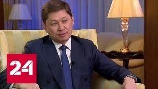 Download Премьер Киргизии впервые с 1991 года прибыл в Россию с официальным визитом - Россия 24 Video