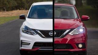 Download 2017 Nissan Sentra NISMO vs. 2017 Nissan Sentra SR Turbo Video
