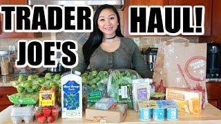 Download TRADER JOE'S GROCERY HAUL! Video