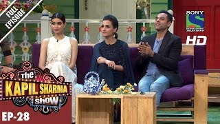 Download The Kapil Sharma Show - दी कपिल शर्मा शो–Ep-28- Star Cast of Happy Bhag Jayegi - 24th July 2016 Video