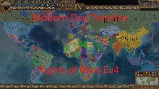 Europa Universalis 4 Timelapse - Modern Day 2 Free Download