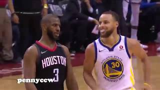 Download Chris Paul SWEET REVENGE on Stephen Curry !!! Crossover & Shimmy Shake Video