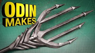 Download Odin Makes: Aquaman's Trident from Justice League Video