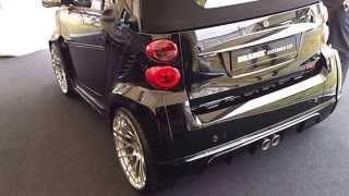 Download Brabus Ultimate 120 Smart Car 120Bhp 48000 Euro Video