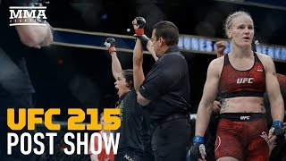 Download UFC 215 Post-Fight Show - MMA Fighting Video