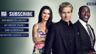 Download UNDISPUTED Audio Podcast (2.22.17) with Skip Bayless, Shannon Sharpe, Joy Taylor | UNDISPUTED Video