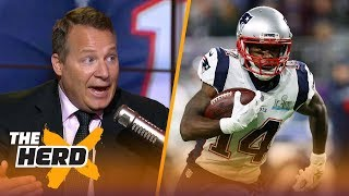 Download Eric Mangini reacts to the New England Patriots trading Brandin Cooks to the LA Rams | THE HERD Video