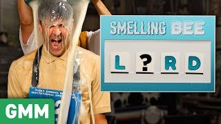 Download Smelling Bee Challenge Video