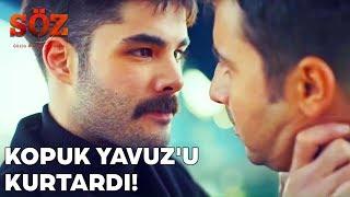 Download Kopuk'tan Yavuz'u Kaçıran Adamlara Osmanlı Tokadı! | Söz 62. Bölüm Video