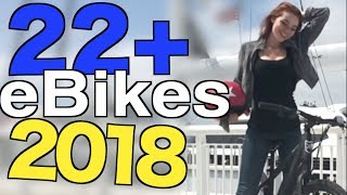 Download 22+ NEW - USA eBikes you can actually get in 2018! Video