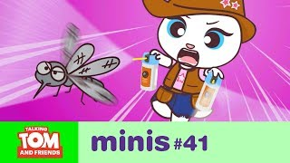 Download Talking Tom and Friends Minis - Bzzz! Annoying Mosquito (Episode 41) Video