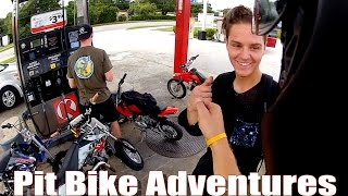 Download Pit Bike Adventures | EP 24 // Finding New Spots! Video