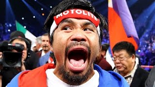 Download Manny Pacquiao Highlights Knockouts (Top 10 career wins) Video