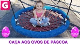 Download CAÇA AOS OVOS SURPRESA NO PARQUINHO Video