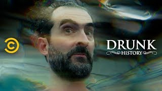 Download The Study That Involved Dolphin Sex and LSD (feat. Jay Duplass & Shiri Appleby) - Drunk History Video