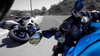 Download Suzuki GSX-R 1000 Vs Everyone Video
