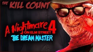 Download A Nightmare on Elm Street 4: The Dream Master (1988) KILL COUNT Video