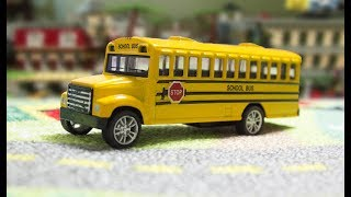 Download The wheels on the Bus go round and round nursery rhyme song for children Video