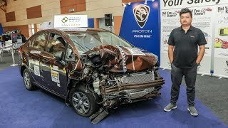 Download 快拍:Proton车身外壳较软,所以不安全? Video