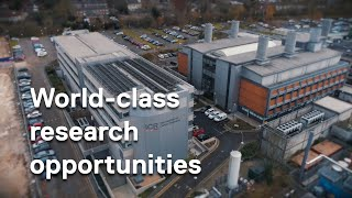 Download Working at the UK's leading cancer research institute Video