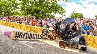 Download TOP 5 Crashes from Red Bull Soapbox Race UK 2017 | Pick your favorite Video