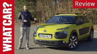Download 2015 Citroen C4 Cactus review - What Car? Video