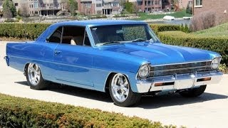 Download 1967 Chevrolet Nova Pro Touring For Sale Video