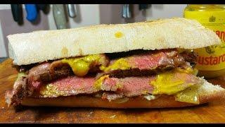 Download The Finest Steak Sandwich, Ever.#SRP Video