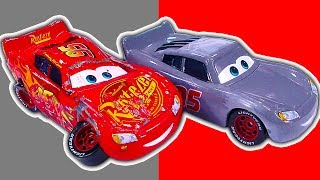 Download Cars 3 Diecast Toy Story Crashed Lightning McQueen Cruz Ramirez Sticker Book Spoilers Video