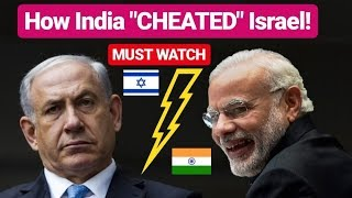 Download 🔴 How INDIA ″CHEATED″ ISRAEL!! MUST WATCH!! 🇮🇳 🇮🇱 INDIA ISRAEL Relations 2018 (DOCUMENTARY) Video