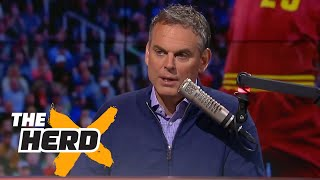 Download Warriors crushing LeBron's Cavaliers in 2017 NBA Finals could be great for NBA fans | THE HERD Video